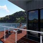 cottage bord de la mer