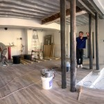 travaux renovation restaurant guyancourt