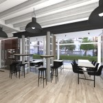 projet renovation restaurant guyancourt